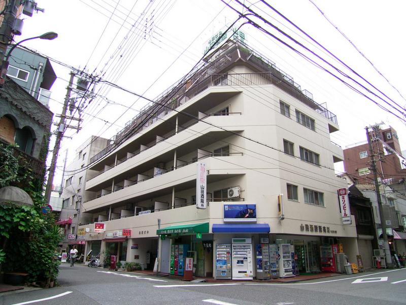 物件番号: 1025846673 山田ビル  神戸市中央区元町通4丁目 2LDK マンション 外観画像