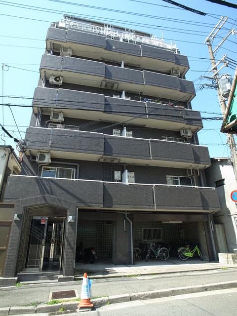物件番号: 1025881031 メゾン・ティファニー  神戸市兵庫区西上橘通2丁目 2DK マンション 外観画像
