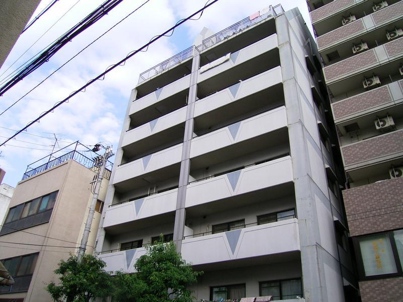 物件番号: 1025881156 シャトーソフィア  神戸市中央区相生町4丁目 2DK マンション 外観画像