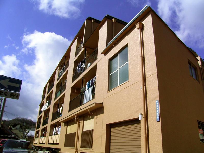 物件番号: 1025875029 平野マンション  神戸市兵庫区上三条町 1DK マンション 外観画像