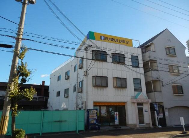 物件番号: 1025800399 サンビルダー須磨  神戸市須磨区村雨町5丁目 1LDK マンション 外観画像