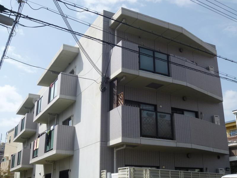 物件番号: 1025806541 アルカディア山の手  神戸市中央区山本通5丁目 3LDK マンション 外観画像