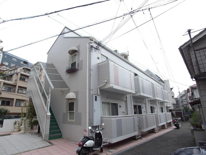 物件番号: 1025832881 MARIS' KITANO  神戸市中央区山本通3丁目 1K ハイツ 外観画像