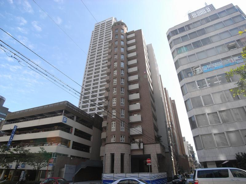 アパタワーズ神戸三宮 18Fの外観