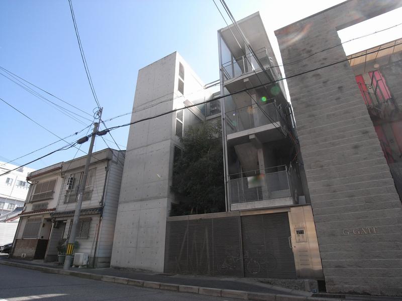 物件番号: 1025863366 terrace g  神戸市中央区下山手通8丁目 1LDK マンション 外観画像