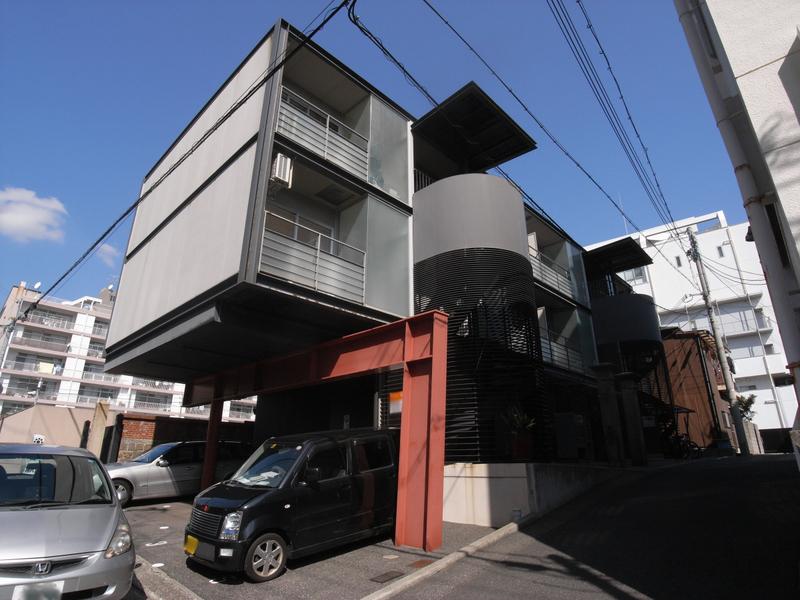 物件番号: 1025875075 G-BLOCK  神戸市中央区下山手通8丁目 1LDK マンション 外観画像