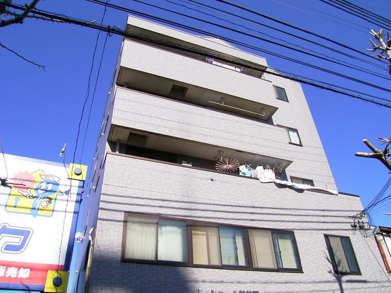 物件番号: 1025881479 ル・シェール新神戸  神戸市中央区国香通6丁目 2DK マンション 外観画像