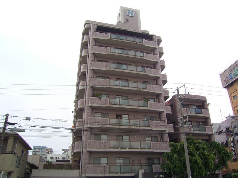物件番号: 1025881313 サンワプラザ新神戸  神戸市中央区二宮町1丁目 3LDK マンション 外観画像