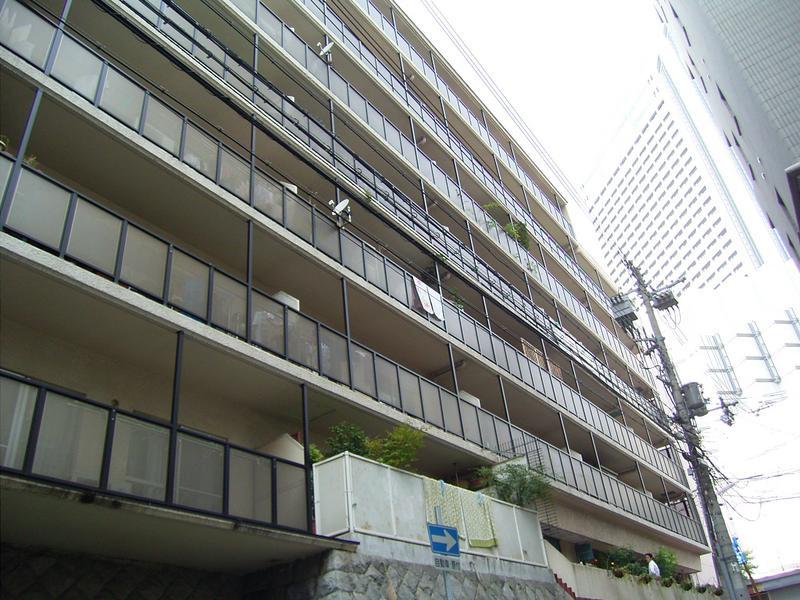 物件番号: 1025819505 北野ダイヤハイツ  神戸市中央区加納町2丁目 2LDK マンション 外観画像