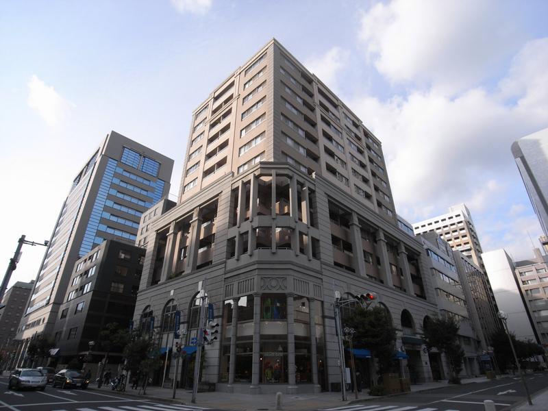 ルネ神戸旧居留地109番館 1303の外観