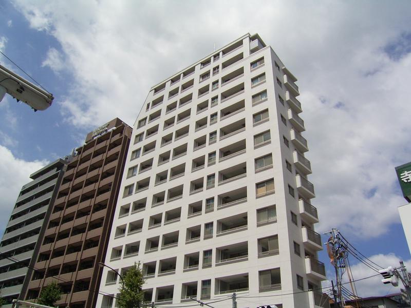 物件番号: 1025865912 サムティ三宮レガニール  神戸市中央区雲井通3丁目 2SLDK マンション 外観画像
