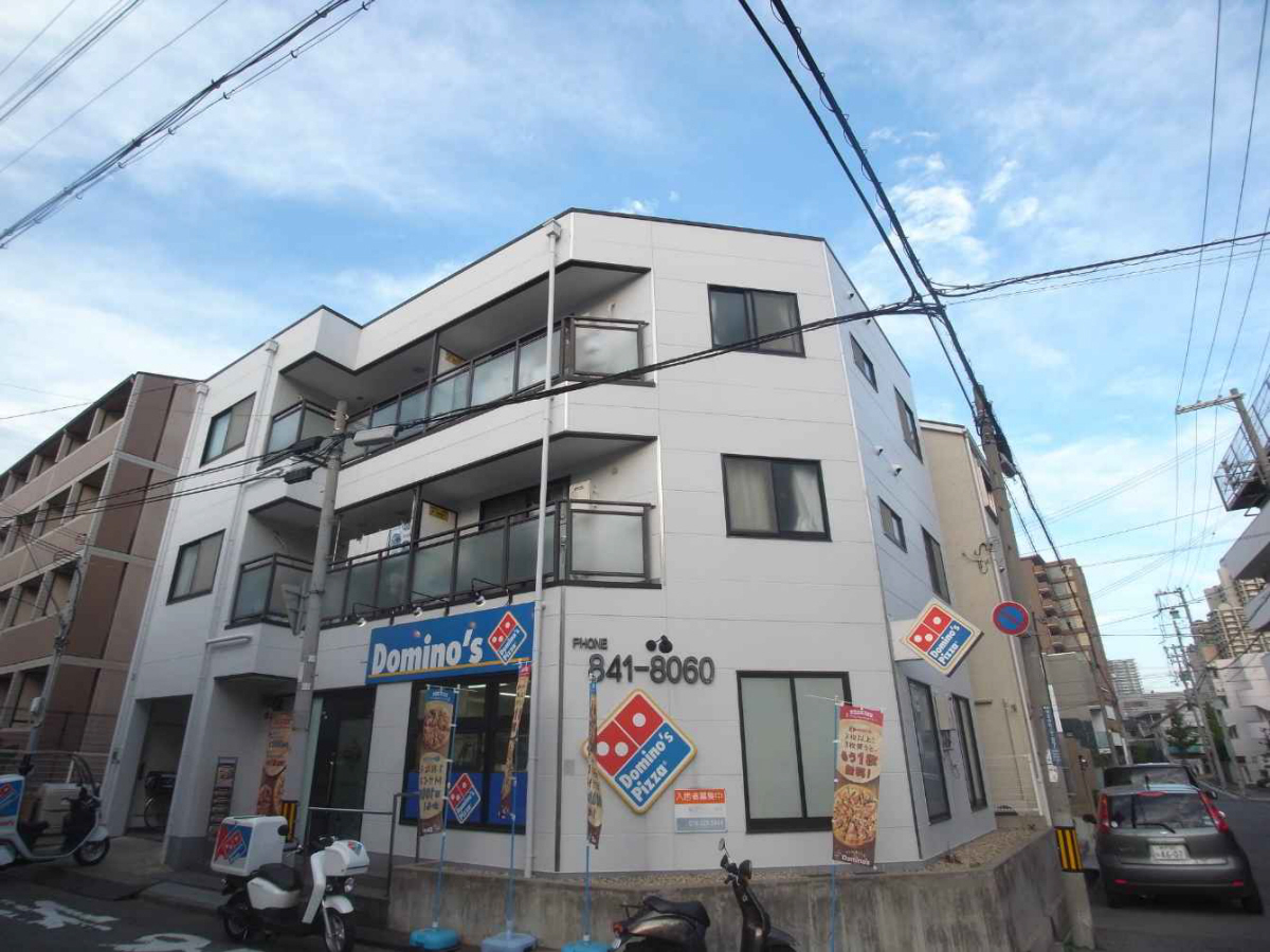 物件番号: 1025881427 グレンコート御影  神戸市東灘区御影中町2丁目 2LDK マンション 外観画像