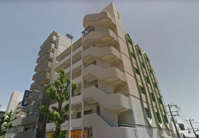 物件番号: 1025875343 ベルベデール甲南  神戸市東灘区甲南町5丁目 2LDK マンション 外観画像