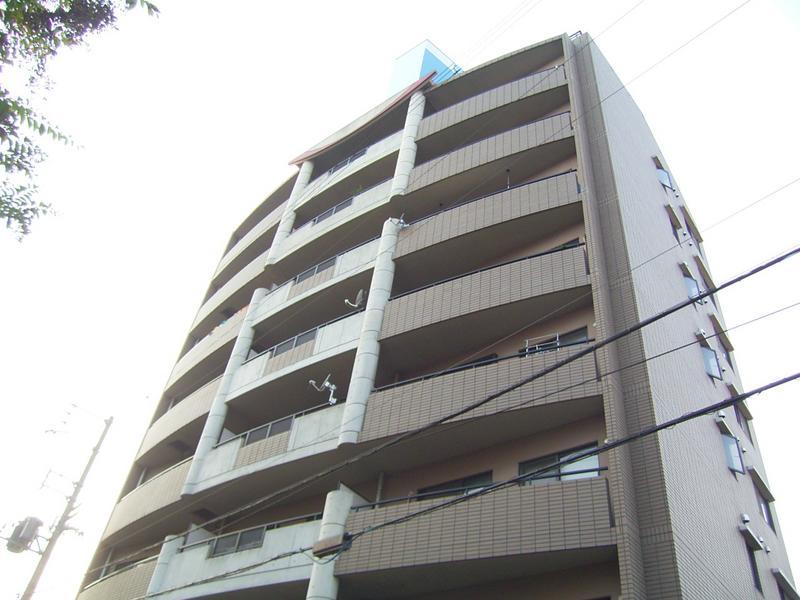 物件番号: 1025808830 ボヌール御影  神戸市東灘区御影本町2丁目 2LDK マンション 外観画像