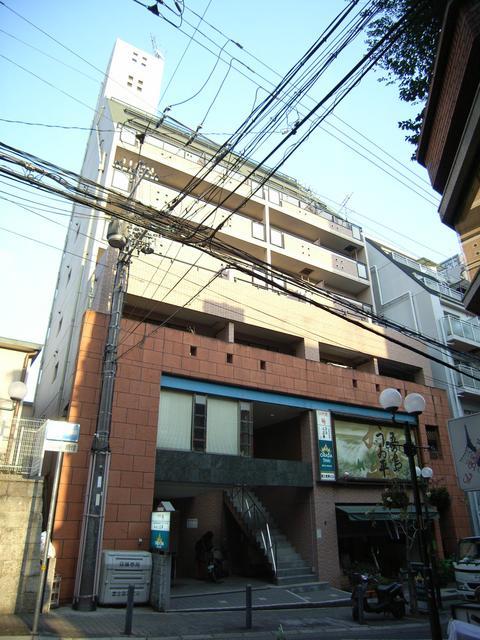物件番号: 1025806904 富士産業ビル  神戸市中央区中山手通1丁目 1LDK マンション 外観画像