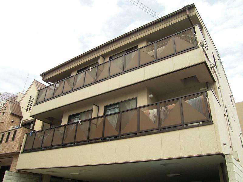 物件番号: 1025809829 ハイツ二井  神戸市兵庫区上沢通8丁目 2LDK マンション 外観画像