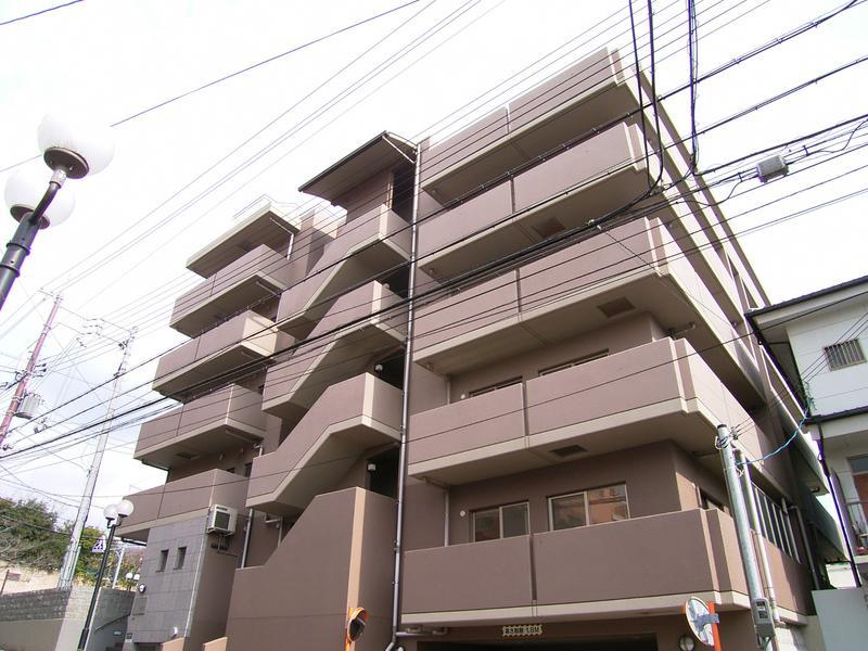 物件番号: 1025809972 神戸中山手ハウス  神戸市中央区中山手通6丁目 2LDK マンション 外観画像