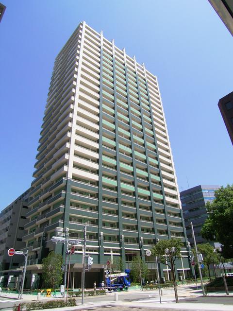 物件番号: 1025841116 ライオンズタワー神戸旧居留地  神戸市中央区伊藤町 2LDK マンション 外観画像