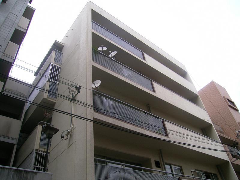 物件番号: 1025860292 新神戸マンション  神戸市中央区熊内町7丁目 3LDK マンション 外観画像