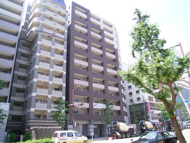 物件番号: 1025821759 プレジール三宮  神戸市中央区加納町2丁目 3LDK マンション 外観画像