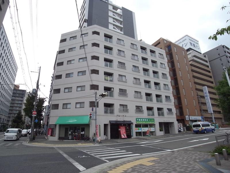 物件番号: 1025881231 M&Cビル  神戸市中央区御幸通2丁目 1DK マンション 外観画像