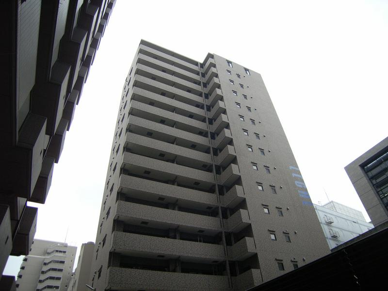 物件番号: 1025864298 リーガル神戸三宮  神戸市中央区磯辺通3丁目 2LDK マンション 外観画像