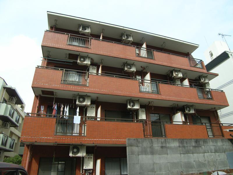 物件番号: 1025812192 バンドーム大津和  神戸市西区大津和1丁目 2DK マンション 外観画像