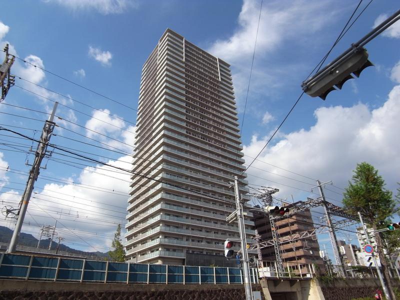 ワコーレ神戸灘タワー 3003の外観