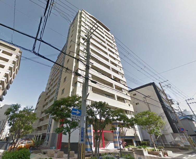 物件番号: 1025869147 ワコーレハーバーコート神戸  神戸市兵庫区七宮町2丁目 3LDK マンション 外観画像