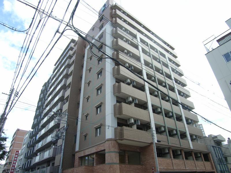 エステムコート神戸西Ⅲフロンタージュ 703の外観