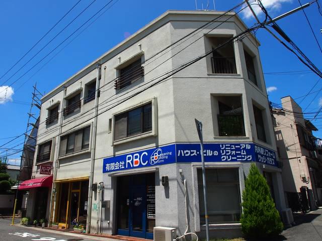 物件番号: 1025873311 エントピアシミズ  神戸市灘区泉通4丁目 2LDK マンション 外観画像