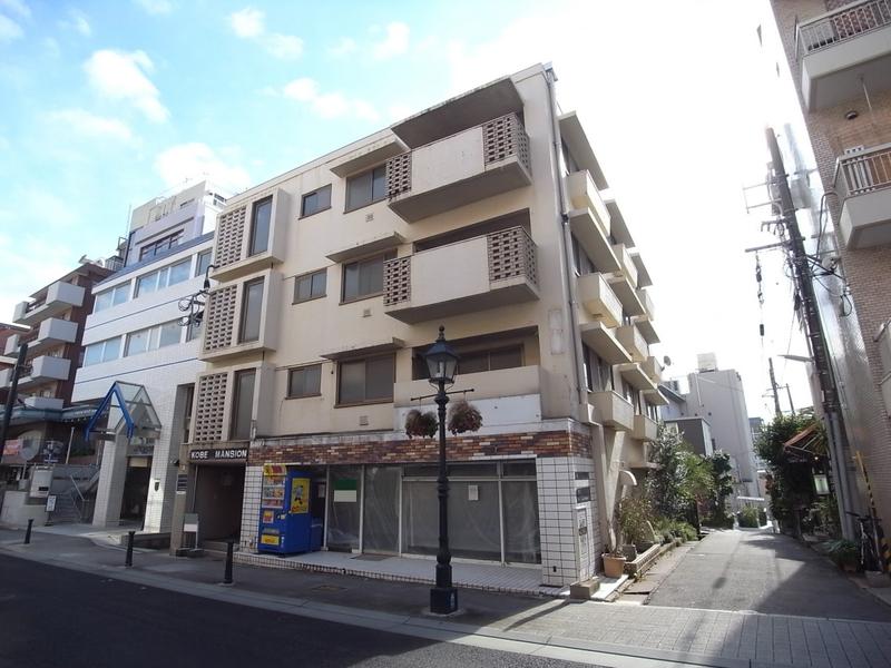 物件番号: 1025857661 神戸マンション  神戸市中央区山本通2丁目 1K マンション 外観画像