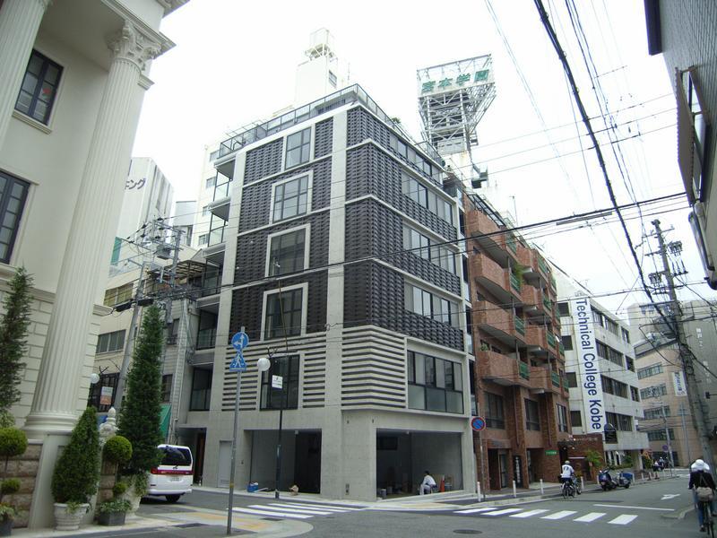 物件番号: 1025881506 NESTY grazia  神戸市中央区琴ノ緒町5丁目 1SLDK マンション 外観画像