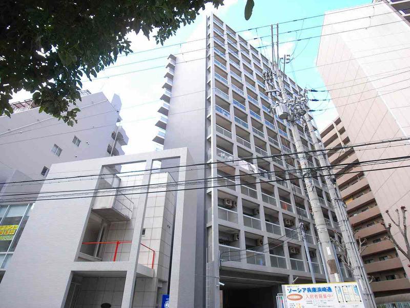 サムティ神戸浜崎通(旧:ソーシア兵庫浜崎通) 602の外観