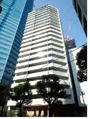 パークタワー新神戸 403の外観
