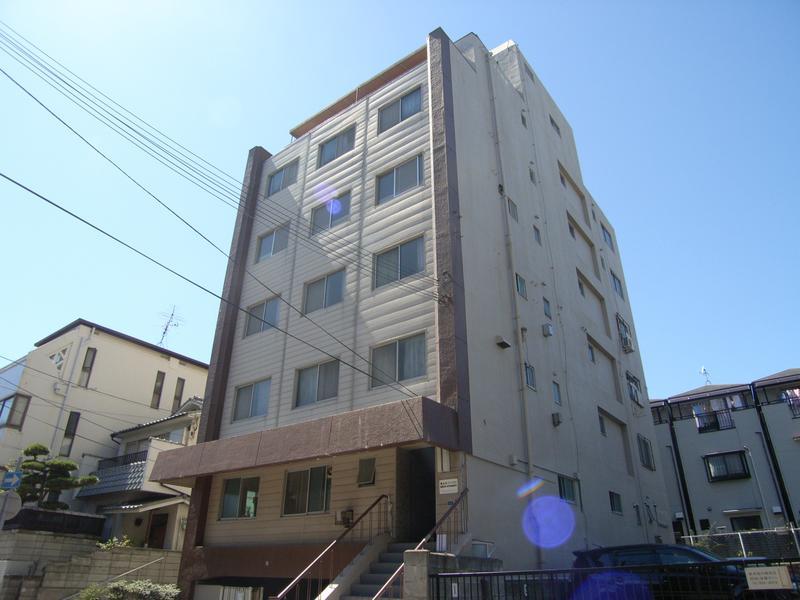 物件番号: 1025866566 新山本マンション  神戸市中央区山本通4丁目 3SDK マンション 外観画像