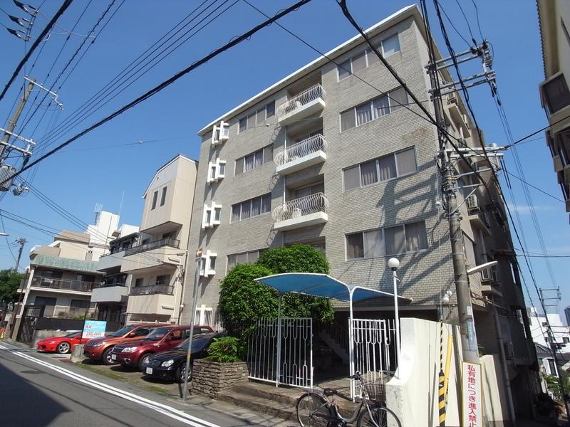物件番号: 1025858993 第2スカイマンション  神戸市中央区北野町4丁目 1LDK マンション 外観画像