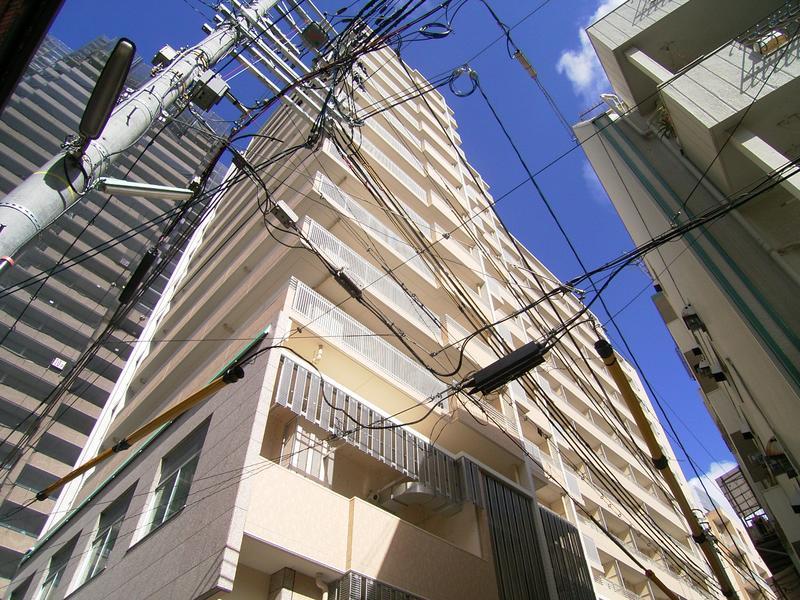 物件番号: 1025822076 トア山手フラッツ  神戸市中央区下山手通3丁目 3LDK マンション 外観画像