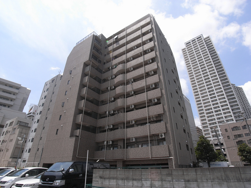 物件番号: 1025871057 パルシオ三宮フラワーロード  神戸市中央区浜辺通6丁目 2LDK マンション 外観画像