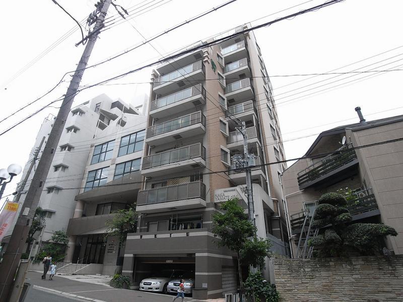 物件番号: 1025881252 ワコーレ中山手I.C.  神戸市中央区中山手通4丁目 2LDK マンション 外観画像