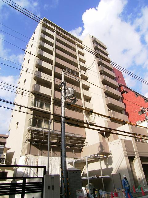物件番号: 1025840702 フロイデ  神戸市中央区御幸通3丁目 1K マンション 外観画像
