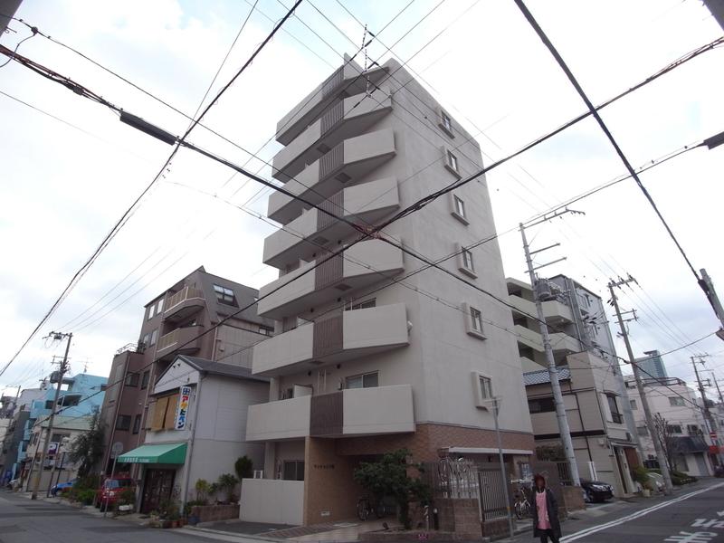 物件番号: 1025822050 マンション八雲  神戸市中央区八雲通2丁目 2LDK マンション 外観画像