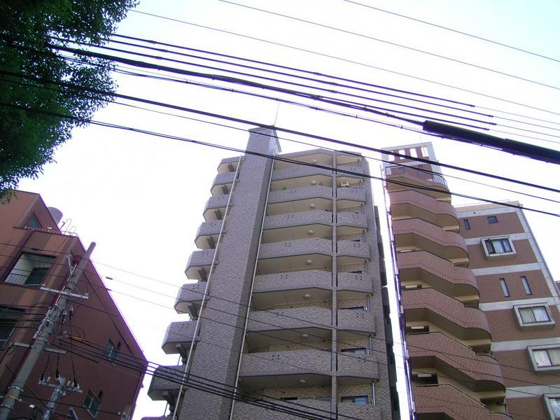 物件番号: 1025842053 エスリード神戸熊内  神戸市中央区熊内町4丁目 2SLDK マンション 外観画像