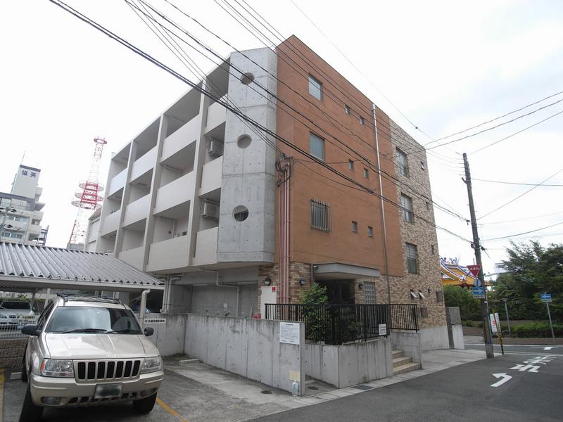 物件番号: 1025801512 BLMY.115  神戸市中央区中山手通7丁目 1LDK マンション 外観画像