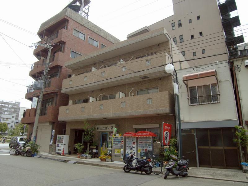 物件番号: 1025875557 シャーメゾン三宮  神戸市中央区八雲通6丁目 1LDK マンション 外観画像