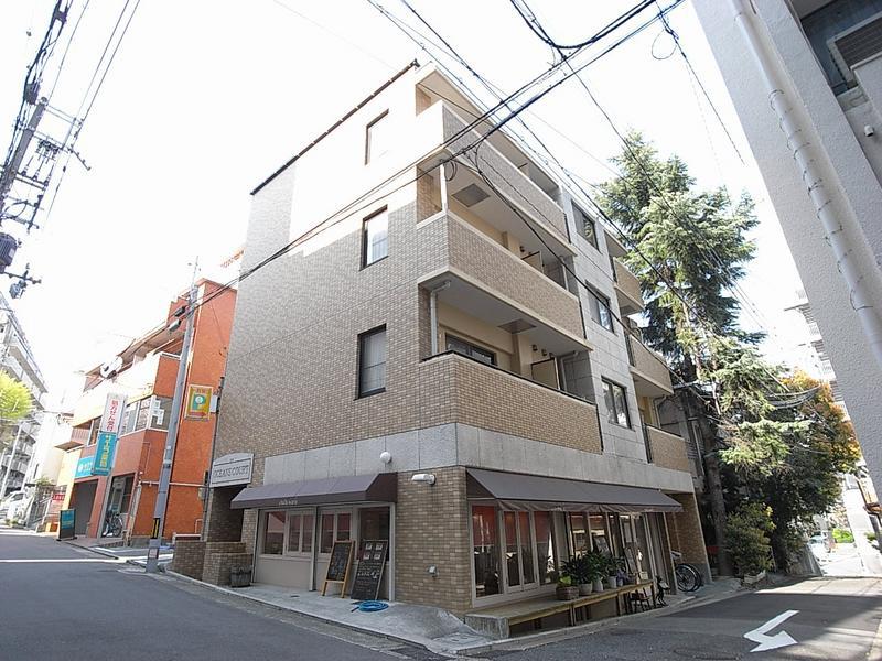 物件番号: 1025830728 オーシャンズコート  神戸市中央区北長狭通4丁目 1K マンション 外観画像
