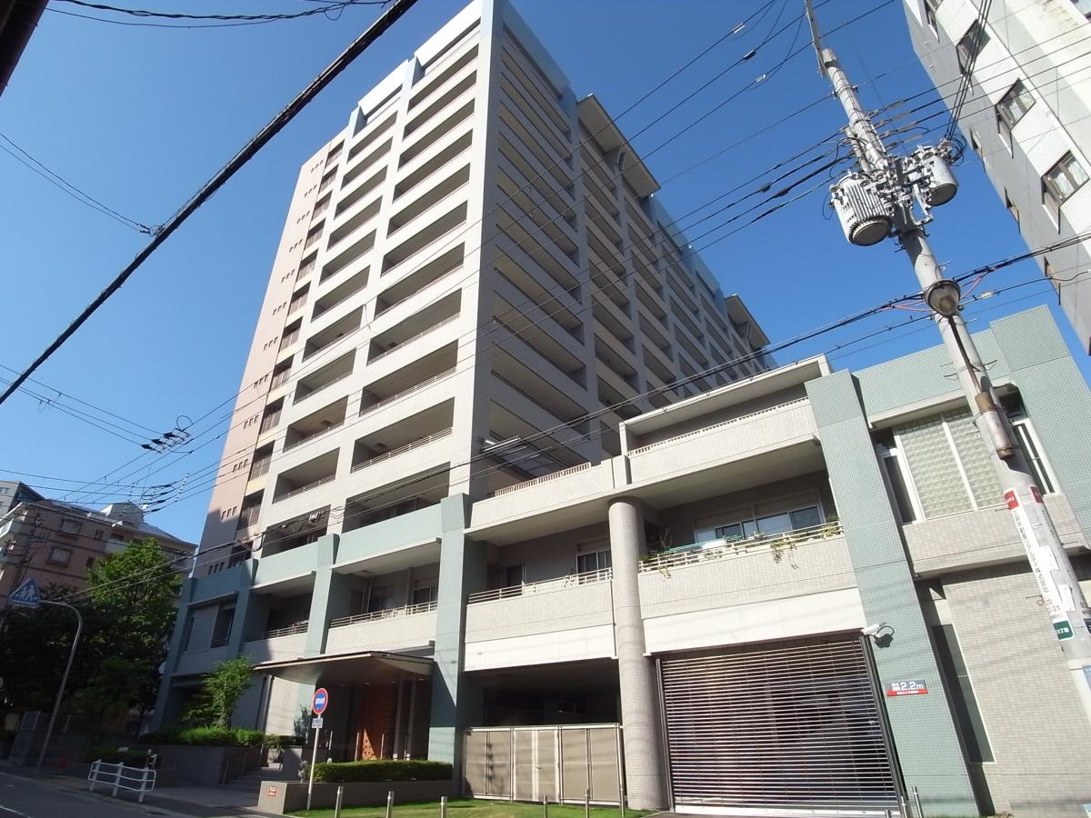 物件番号: 1025847393 ケーズ・スクエア  神戸市中央区二宮町3丁目 2LDK マンション 外観画像