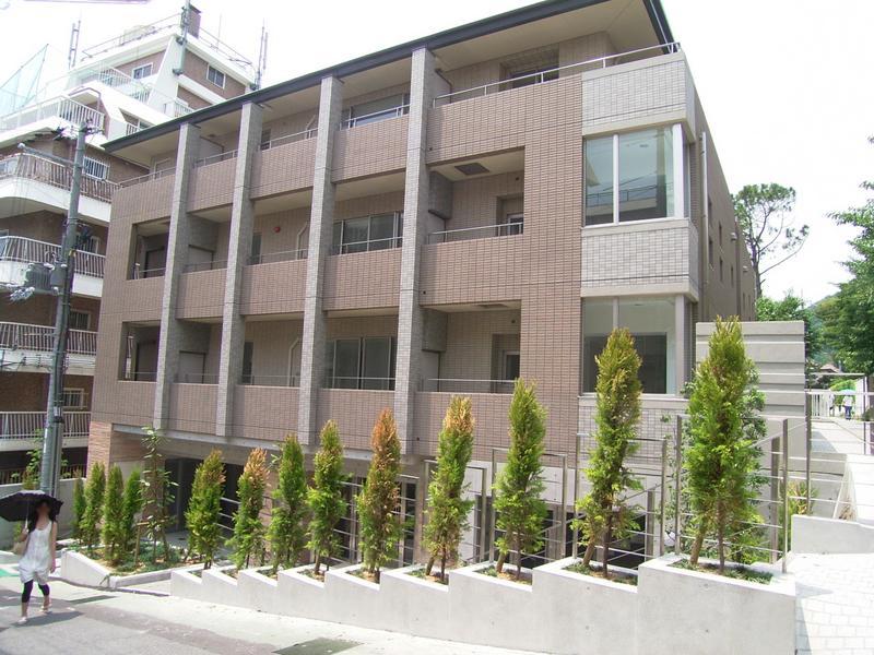 物件番号: 1025824529 KAISEI神戸北野町  神戸市中央区北野町2丁目 1R マンション 外観画像