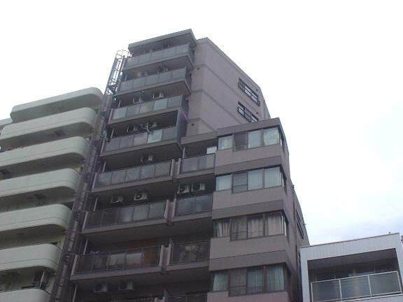 物件番号: 1025875603 ライオンズマンション中山手  神戸市中央区中山手通4丁目 2DK マンション 外観画像
