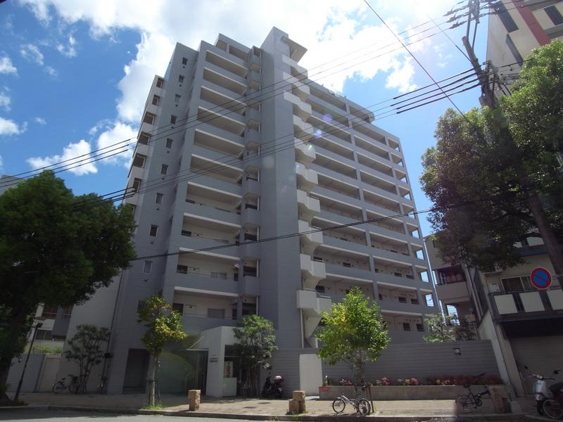 物件番号: 1025801811 アーバネックス神戸駅前  神戸市中央区相生町5丁目 1LDK マンション 外観画像